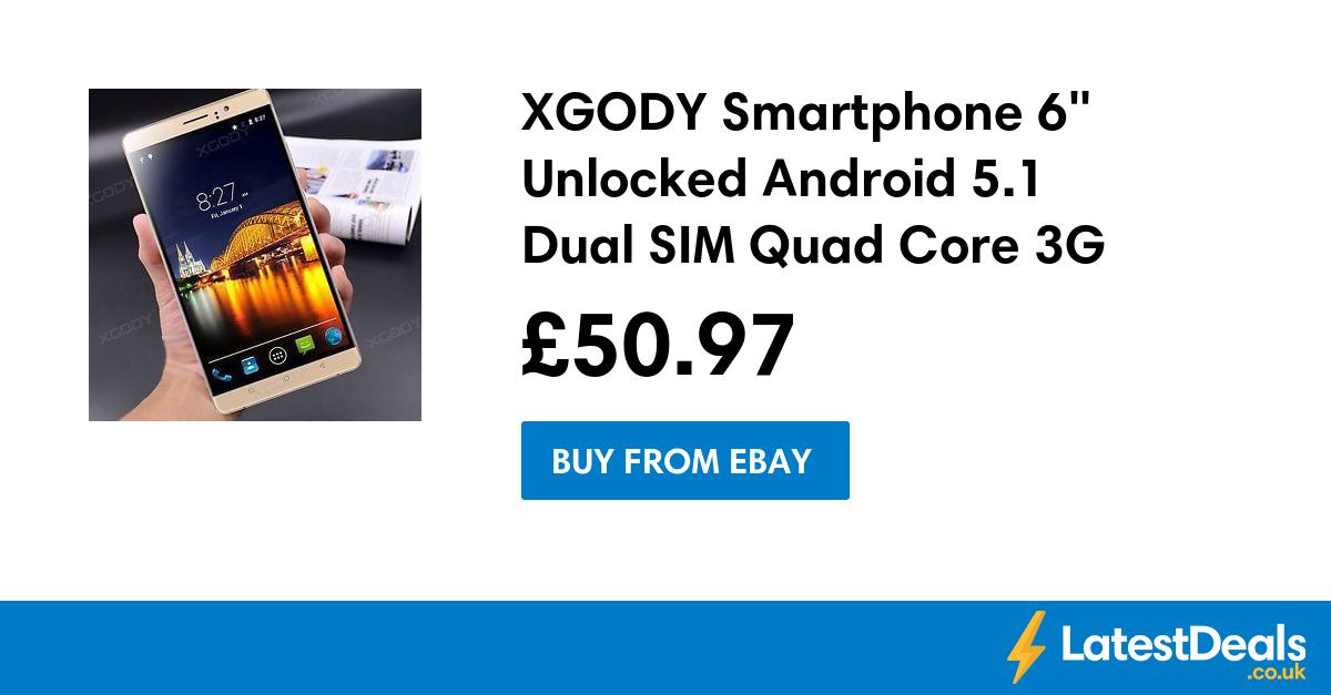 XGODY Smartphone 6