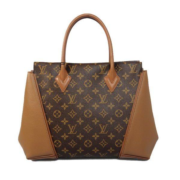 a2c0b7f75803 Cheap Replica Bags Louis Vuitton Monogram Canvas W PM Tote Bag M41006 Camel