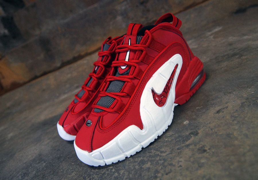 best service 5c44c cb0ee Nike Air Max Penny University Red