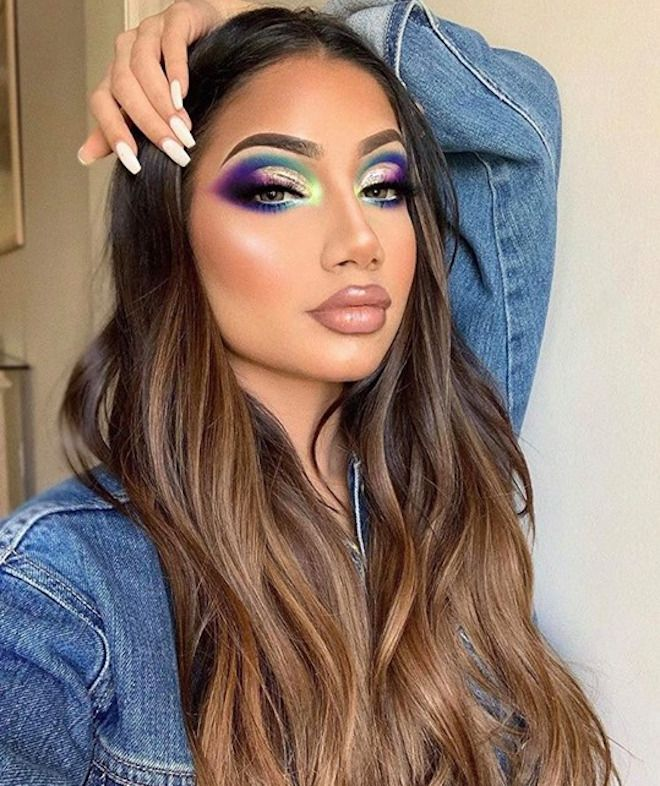 Test The Trend: Cool Toned Makeup Looks To Try This Summer