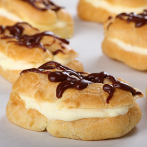French Eclair Recipe from The Japanese Kitchen
