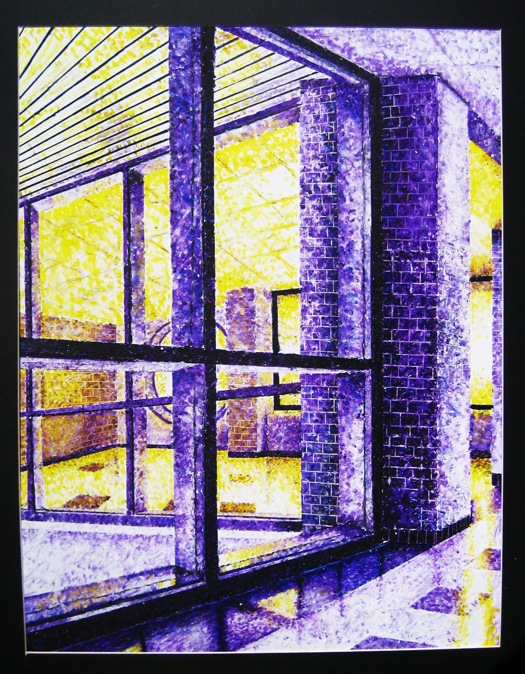 On Site Perspective Using Color Theory By Felicia C