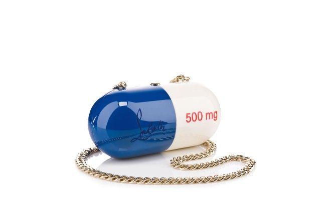 PILULE 20 ANS #bag #Louboutin