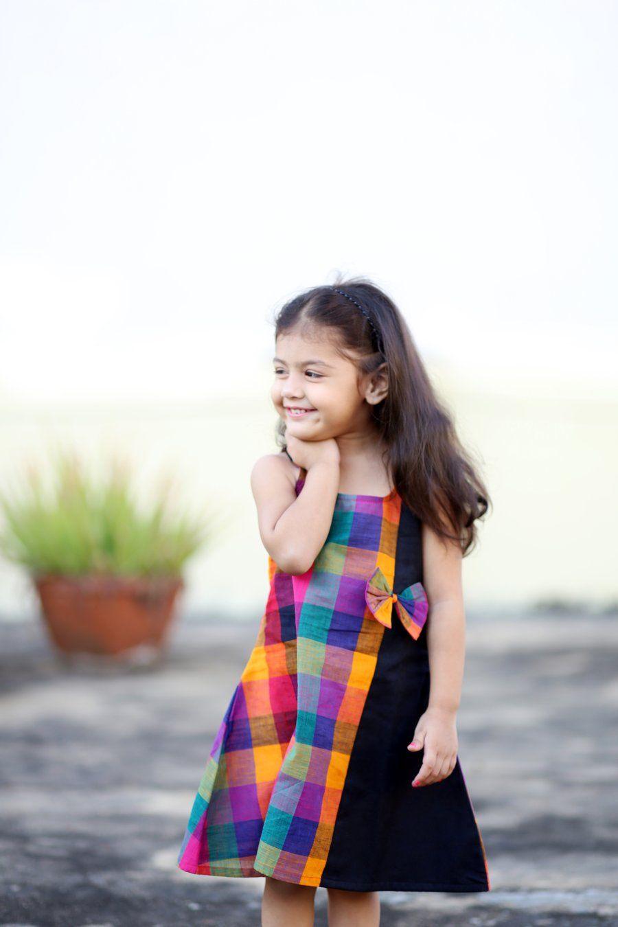 Bow Dress Kids Designer Dresses Girls Frock Design Dresses Kids Girl [ 1350 x 900 Pixel ]