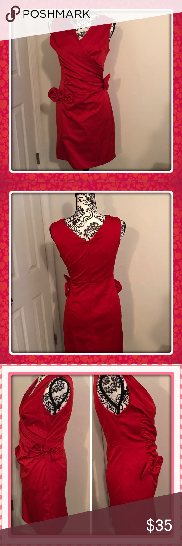 Valentine day or date night red dress my posh picks pinterest