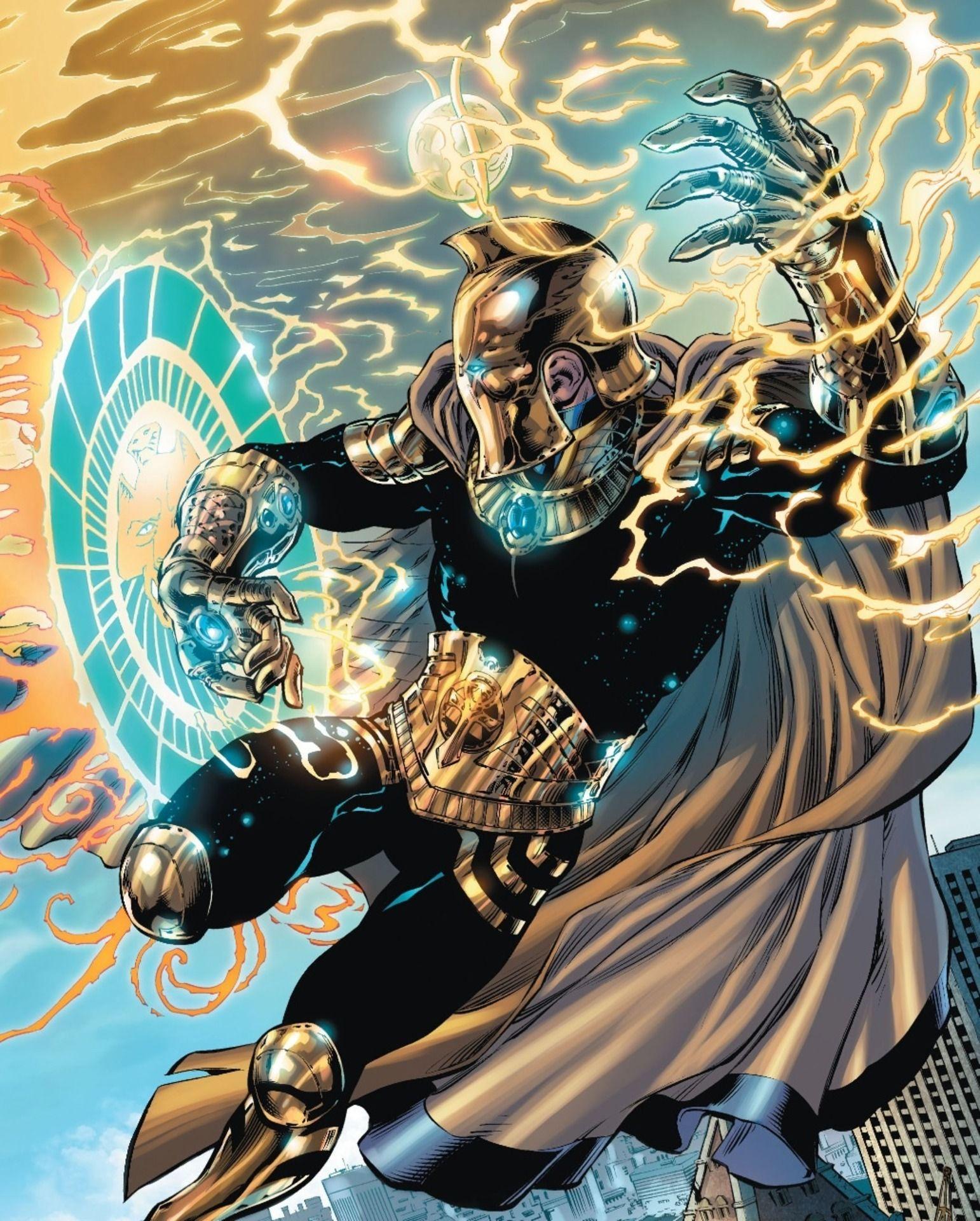Doctor Fate Dc Comics Art Comics Artwork Dc Comics