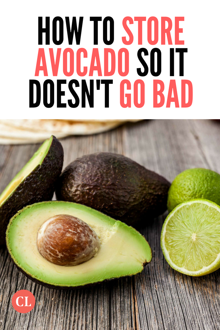 how to store avocados when ripe