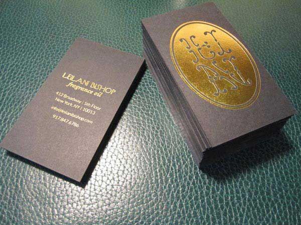 15 Gold Foiled Business Cards Foil Stamped Business Cards Gold Foil Business Cards Foil Business Cards