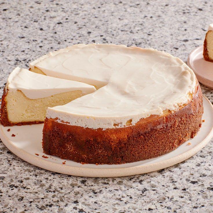 Three Cities of Spain Cheesecake