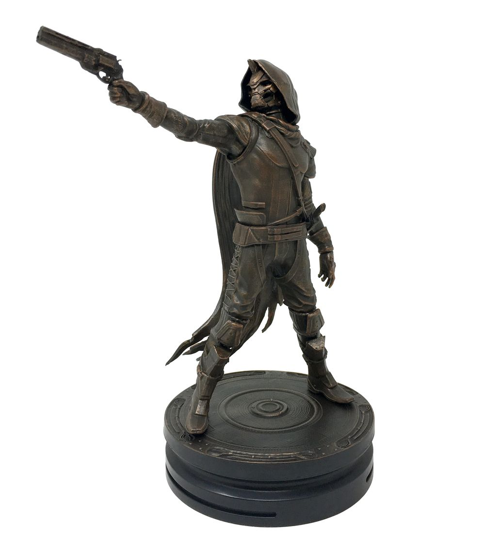10156d2504e Modern Icons  Destiny 2  Forsaken - Cayde s Last Stand - Cayde-6 Statue for  Collectibles