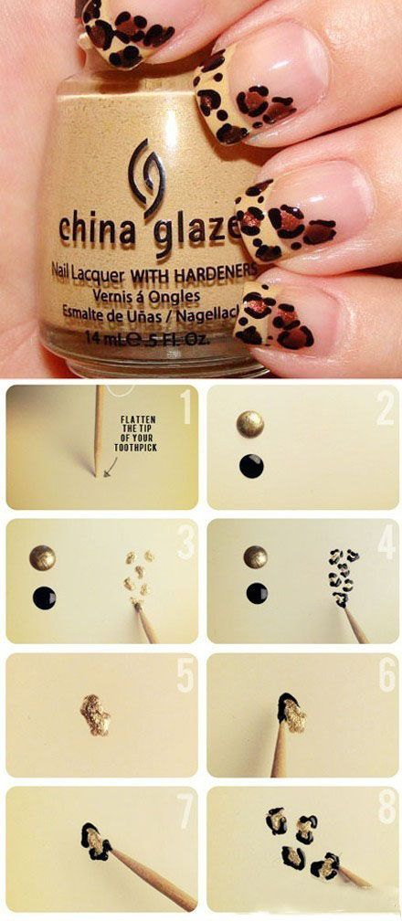 How to Nails ,there u can learn more about that.