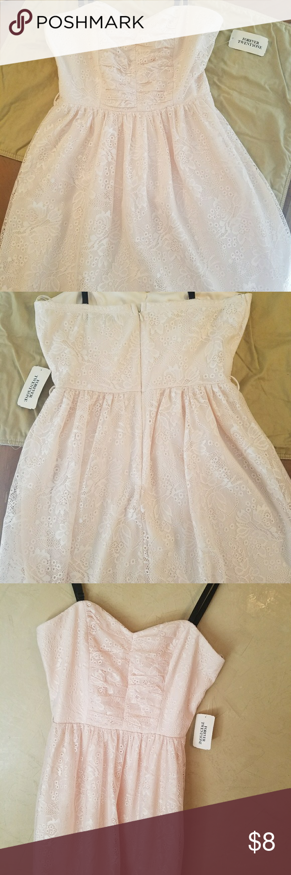 Dress Cute spring/summer dress. With no belt :( Forever 21 Dresses Mini
