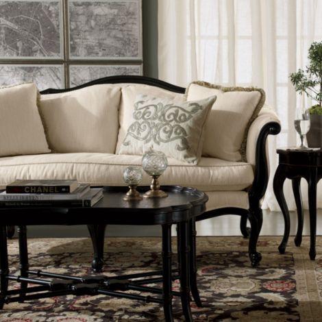Collectoru0027s Classics Mirabelle Chinoiserie Coffee Table | Ethan Allen |  Furniture | Interior Design