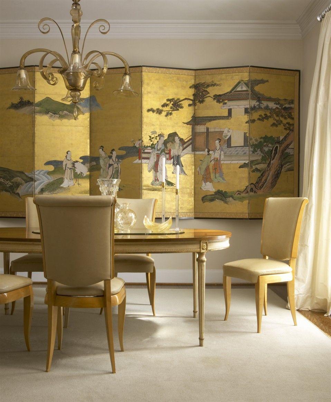 Jan Showers Interior Design Dining Asian Home Decor Classic