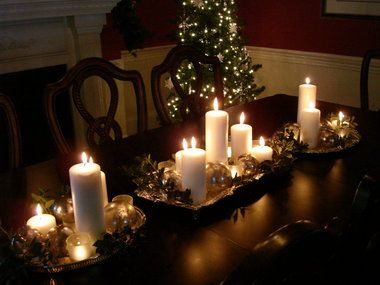 Christmas Centerpiece Ideas And Other Tips For Decorating The Holiday Table Part 98