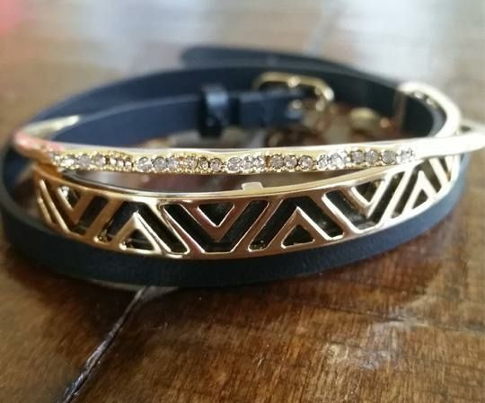 Stack it up with the Aly Double Wrap Bracelet and Pave Chevron Cuff. http://www.stelladot.com/cnystrom