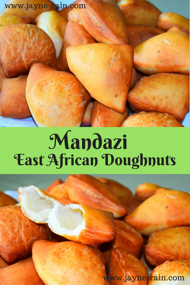 Mandazi East African Doughnuts African Food Mandazi Recipe Food