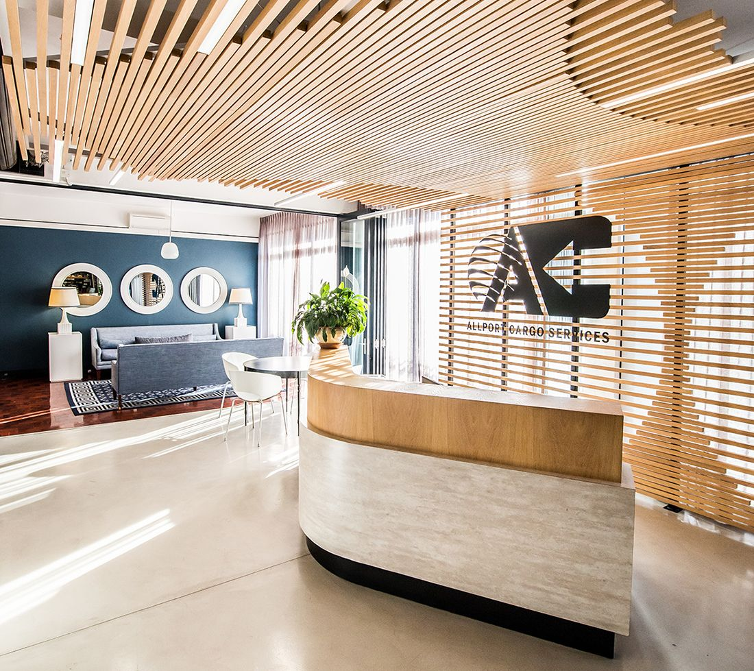 Inside Allport Cargo Services' Cape Town Office | OFFICE INTERIOR