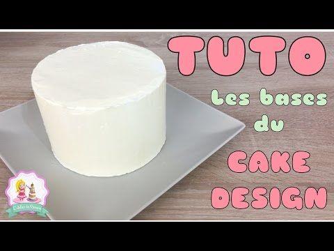 ♡• comment cuire, garnir et lisser un gÂteau cake design