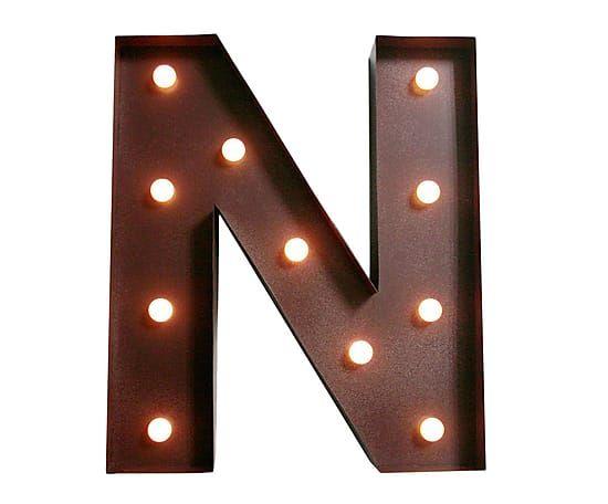 Decoración de pared con luz LED N Deco project Pinterest - mesas de diseo