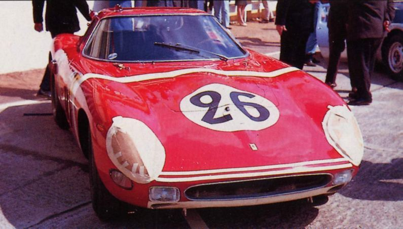 1964 Ferrari 250 GTO/64 Ferrari (2.953 cc.) Ed Hugus José Rosinski