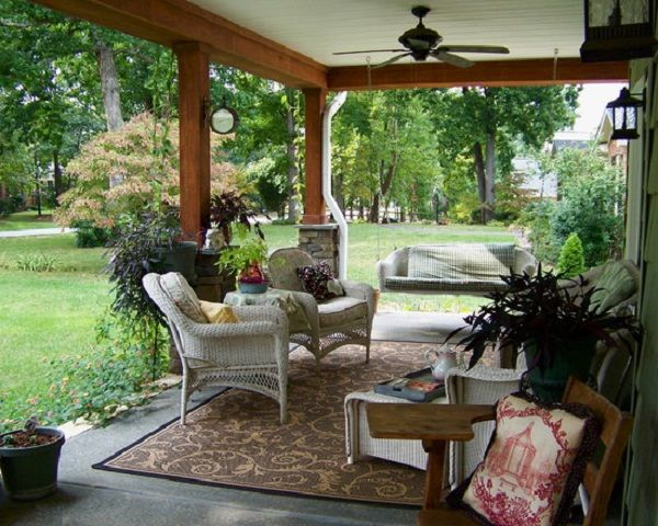 Gentil 18 Beautiful Porch Design Ideas