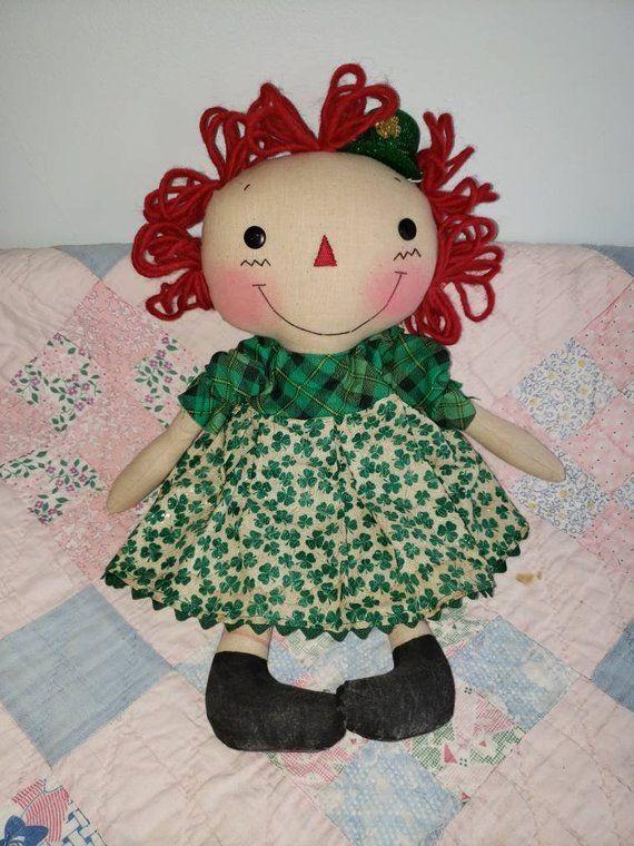 0350ada6dc80a Raggedy Cloth doll