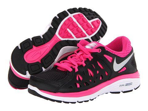 purchase cheap c7f98 fd165 Nike Dual Fusion Run 2 Cool Grey Gamma Blue Club Pink Metallic Platinum -  Zappos.com Free Shipping BOTH Ways
