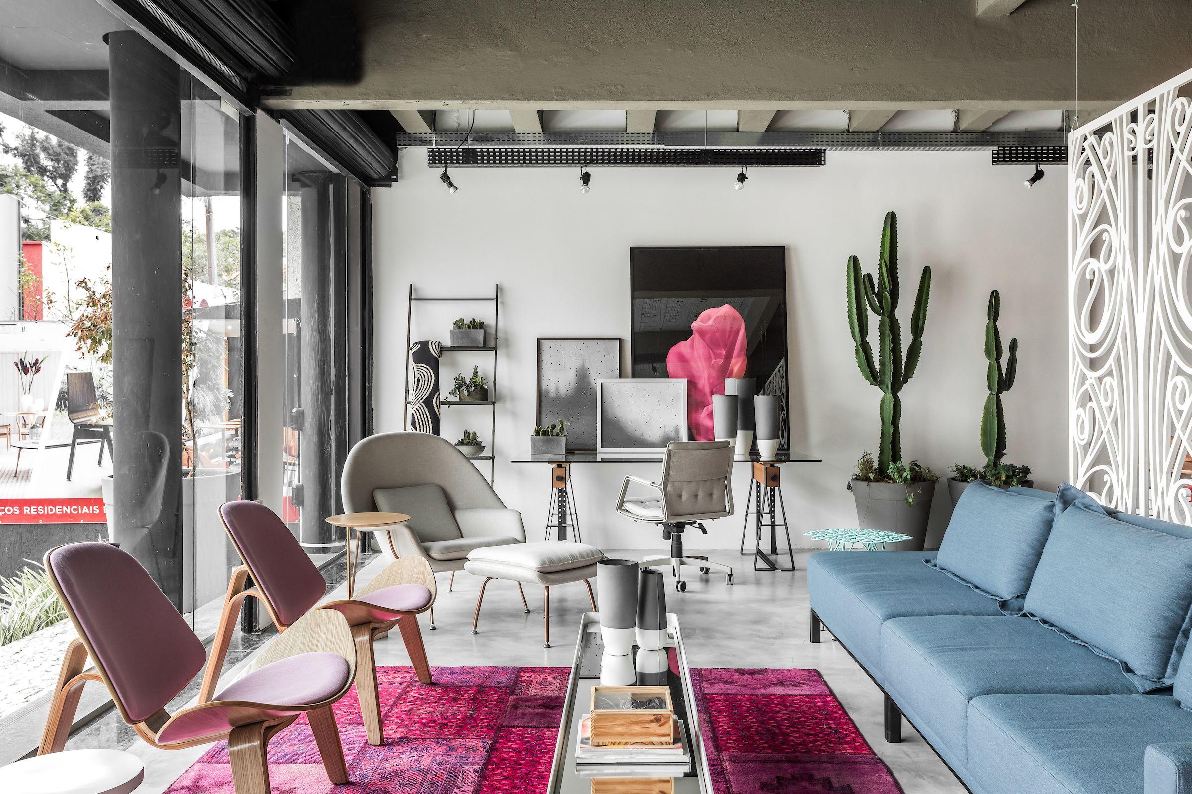 Inove Interiores Comercial Interior Architecture Home Decor
