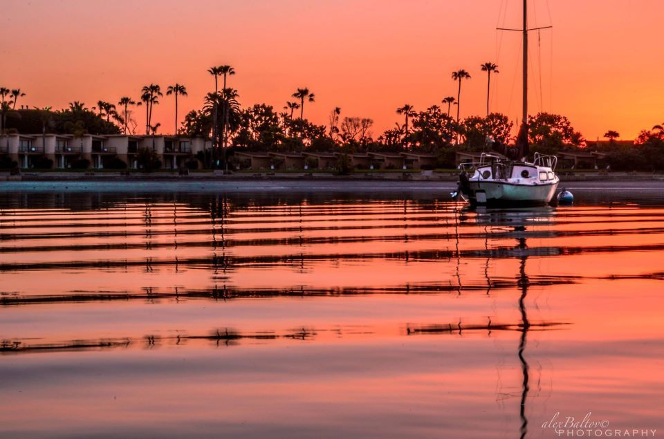 Morning Twilight, Mission Bay 4/11/13  Photo by Alex Baltov Photography