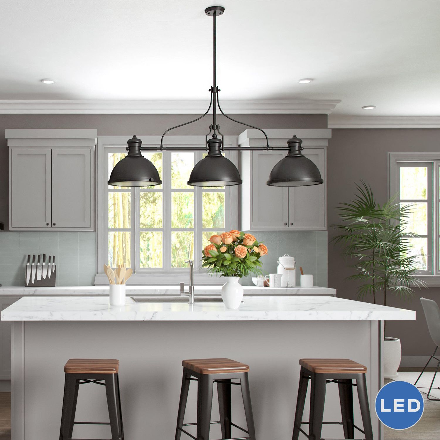 Best Ideas Of Pendant Lighting For Kitchen Dining Room And - Kitchen chandeliers and pendants