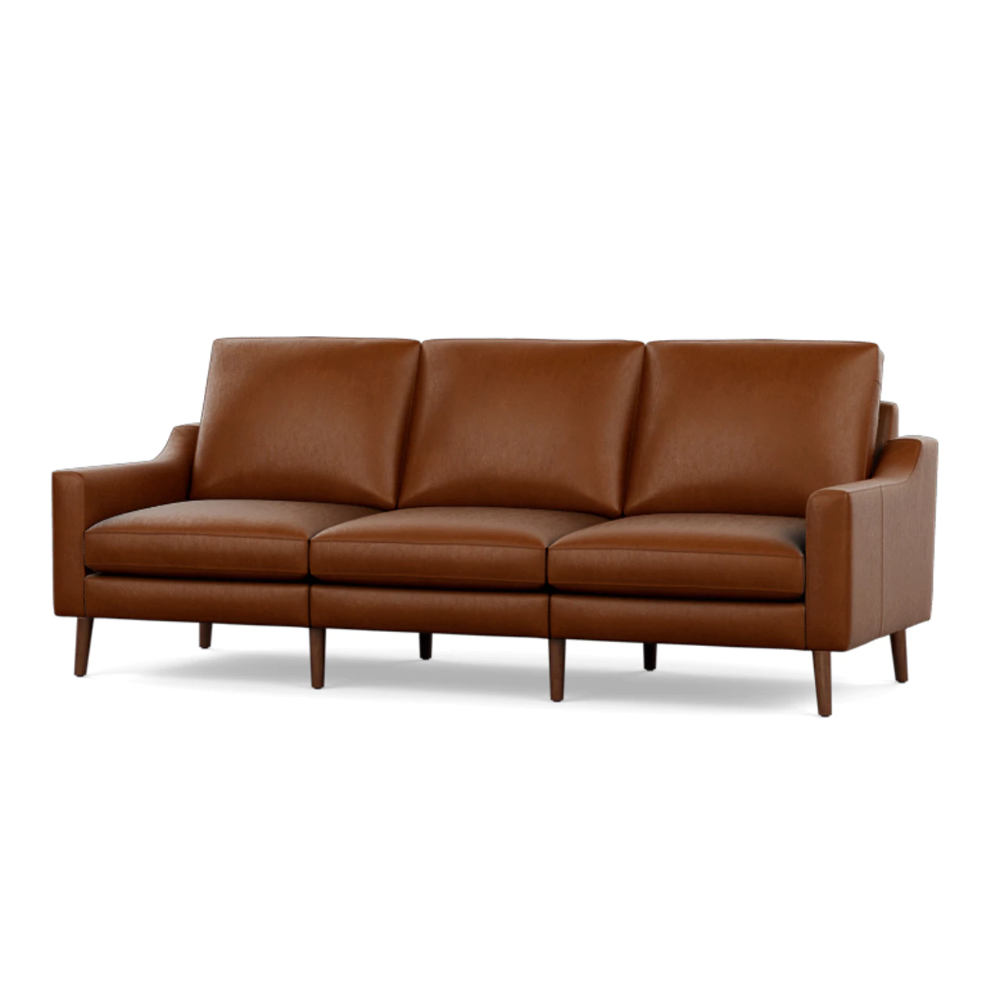 Nomad Leather Sofa With Images Italian Leather Furniture Sofa Leather Sofa