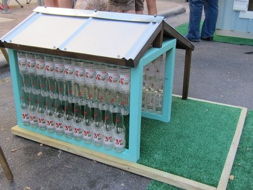 Recycled Dog House Recycled Bottle Dog House Restore Ready