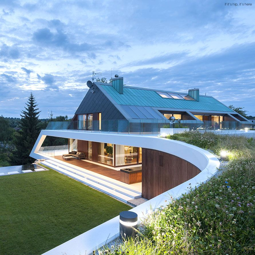 The Edge House By Mobius Architecture On If It S Hip Its Here Modern Architecture Architecture Modern House Exterior