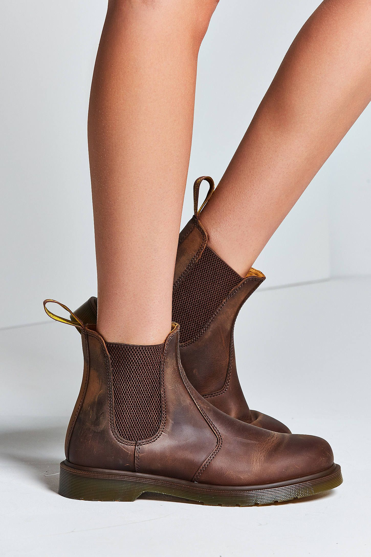 new arrivals best supplier latest discount Dr. Martens 2976 Crazy Horse Chelsea Boot | s h o e s ...