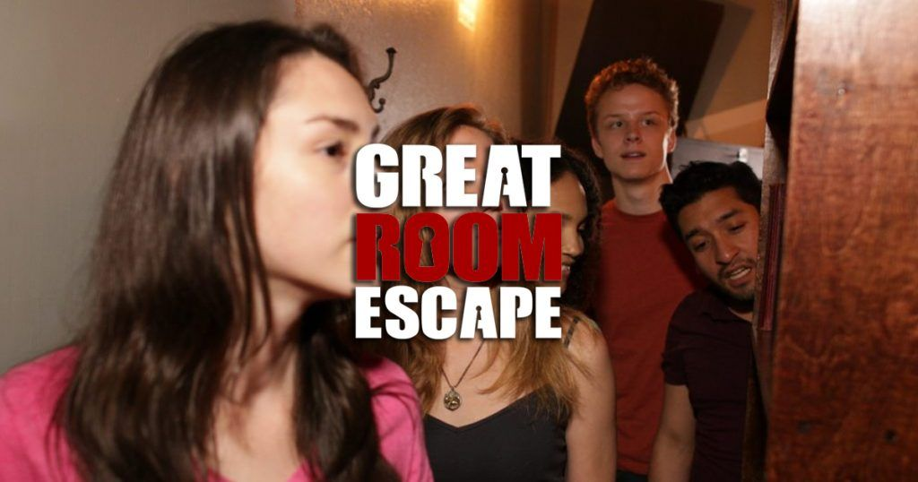 Cincinnati S Great Room Escape Features Hollywood Quality Sets And Escape Rooms For Everyone Fans Of Horror Action And M Escape Room Family Outing Hollywood