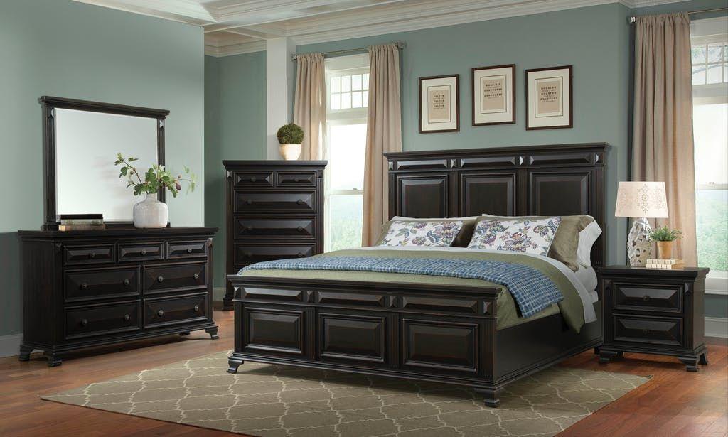 Calloway bedroom set in 2019 | Bed storage | King bedroom ...