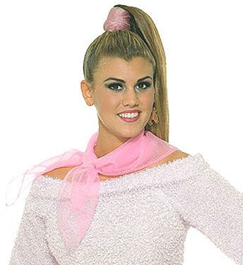 50s Hairstyles Costume