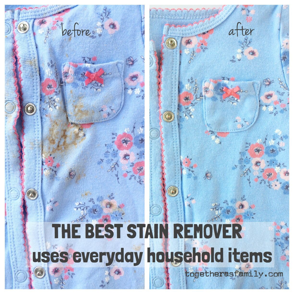 Miracle Stain Remover This Stuff Really Works Babies Stuffing