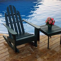 Aspen Or Pine Adirondack Rocking Chair Outdoor Rocking Chairs Bring The  Comfort Of A Rocking Motion Outdoors In This Beautiful Hardwood Aspen
