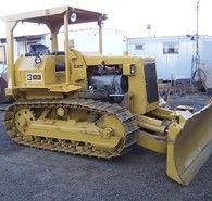 Cat D3 Underground Dozer #CatD3 #CatDozer #HeavyEquipment