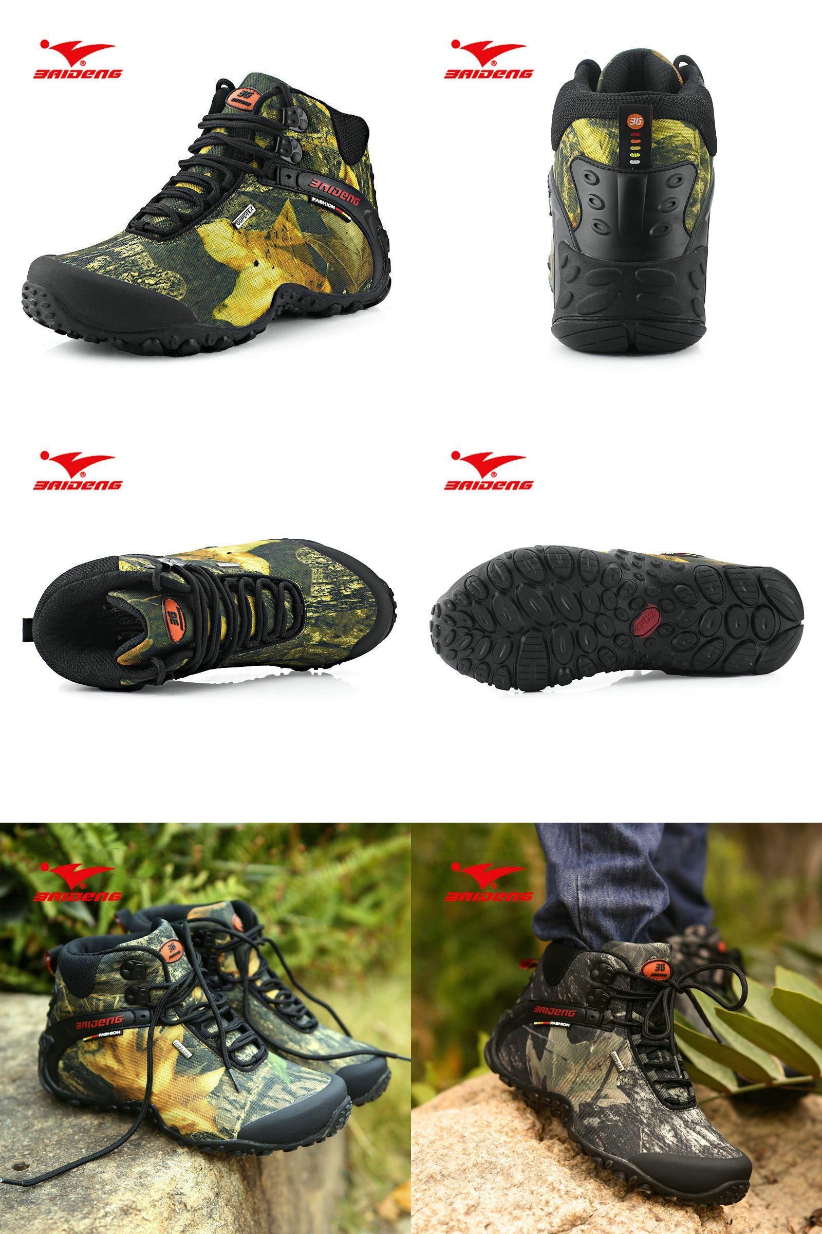 TFO Mens Breathable Walking Hiking Shoe Outdoor Running Backpacking Athletic Trekking Sneaker