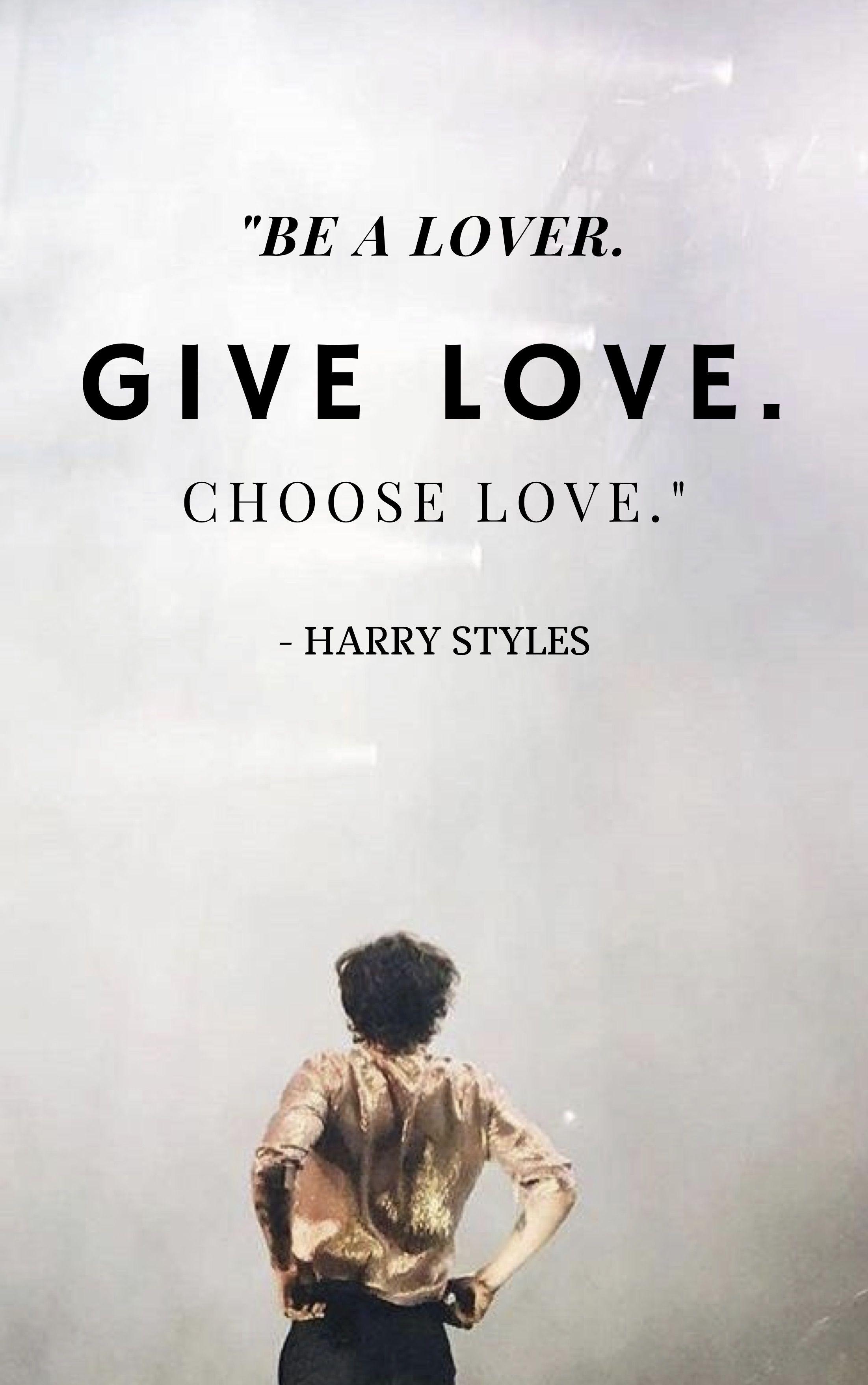 Harry Styles Journal