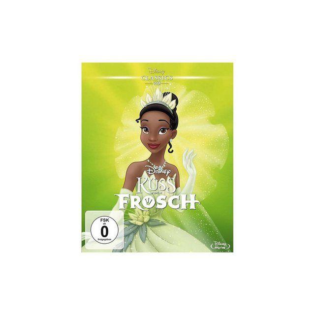 Disney BLU-RAY Meisterwerke - Küss den Frosch | OTTO #bluray