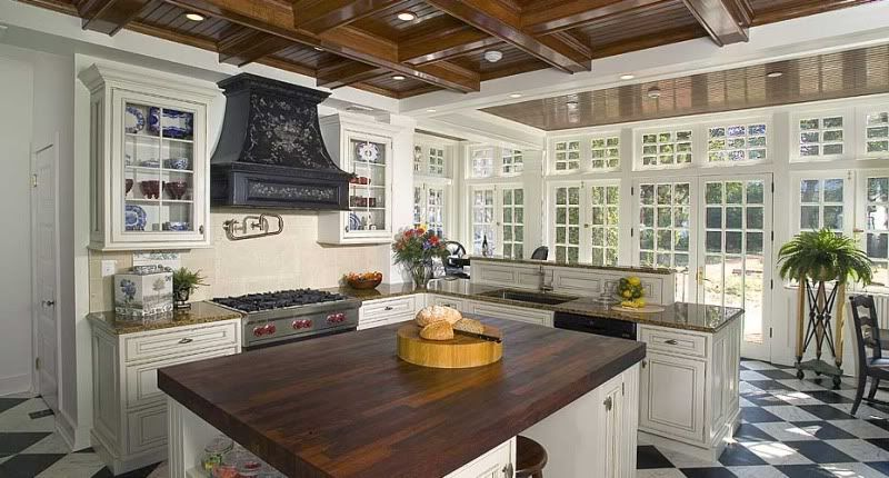 Question about black walnut countertops - Kitchens Forum - GardenWeb ...