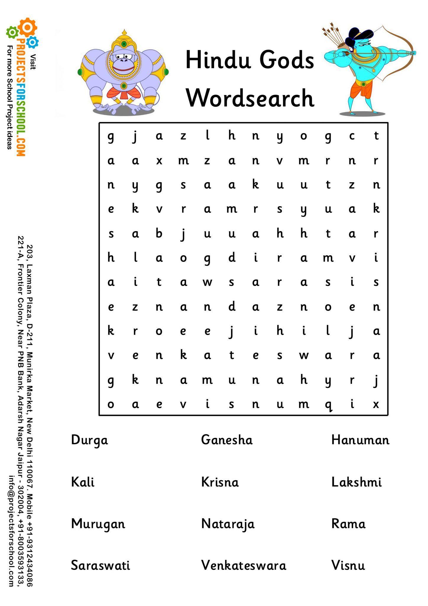 worksheet: Hinduism Worksheets Download File Ks1. Hinduism Worksheets