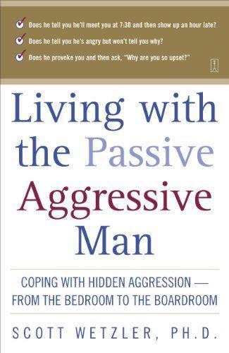 Passive aggressive behaviour in relationships