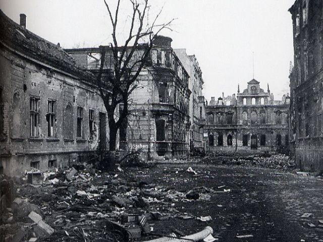 Elbing 1945