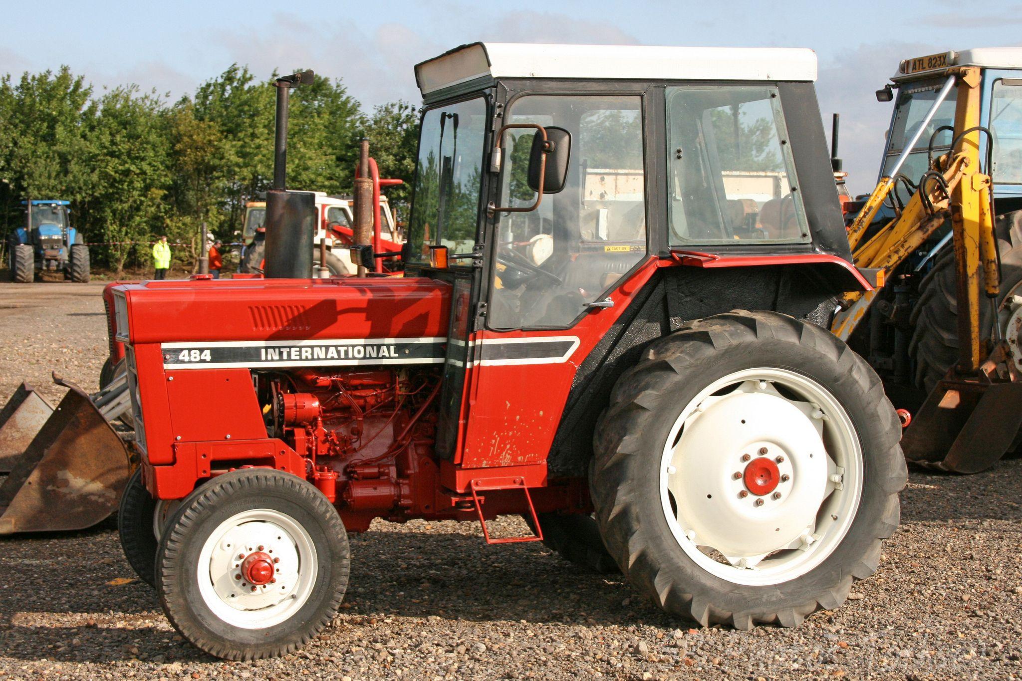 International 484 Tractor Tractors Repair Manuals Repair