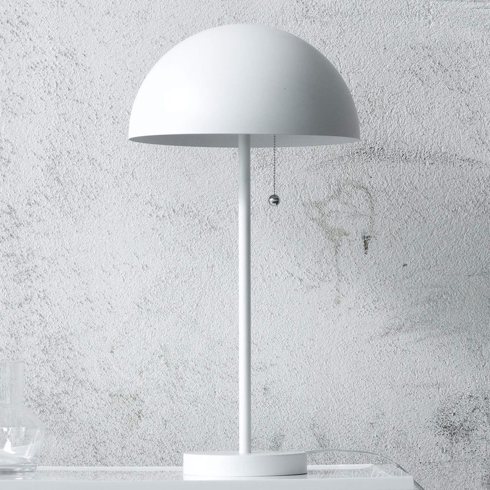 Skandinavische Tischlampe Bas Von Markslöjd Weiß Tischleuchte Led Deckenleuchte Bad Skandinavische Tischlampen
